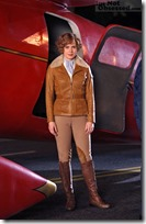 "Amy Adams as Amelia Earhart in ""Night at the Museum: Battle of the Smithsonian"""